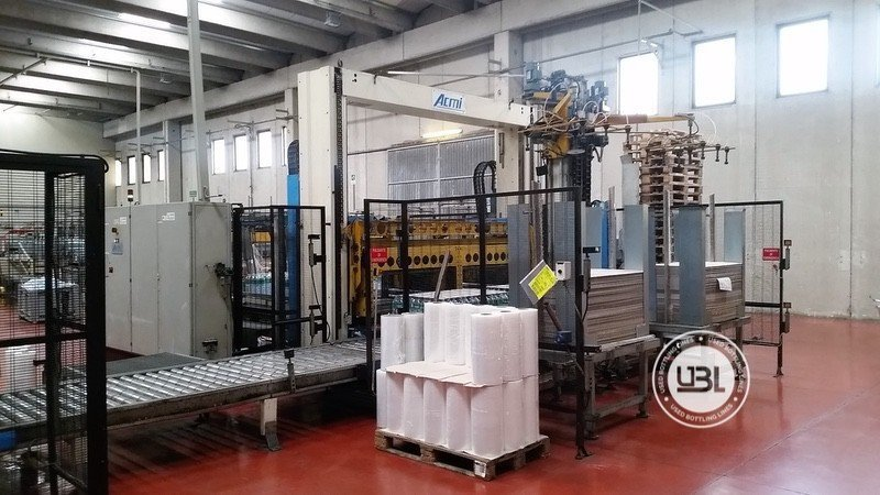 Used Complete PET Line for Water 18000 bph - 1