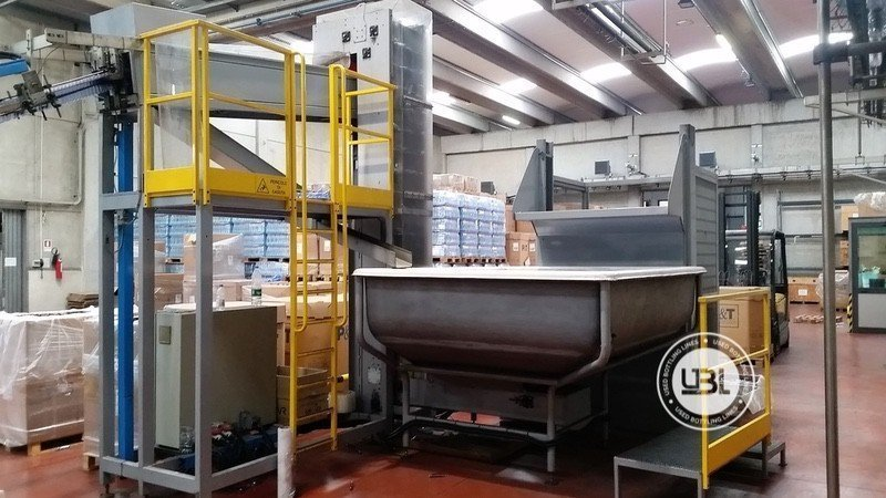 Used Complete PET Line for Water 18000 bph - 10