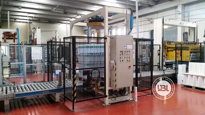 Used Complete PET Line for Water 18000 bph - 2