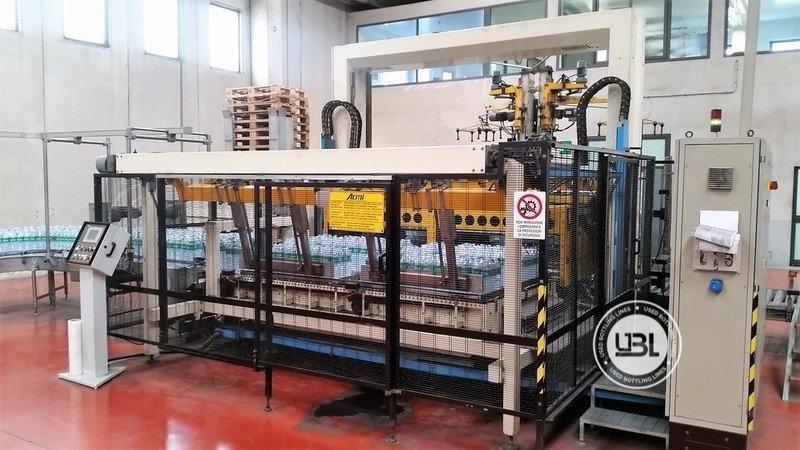 Used Complete PET Line for Water 18000 bph - 3