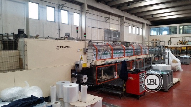 Used Complete PET Line for Water 18000 bph - 4