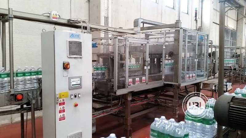 Used Complete PET Line for Water 18000 bph - 6