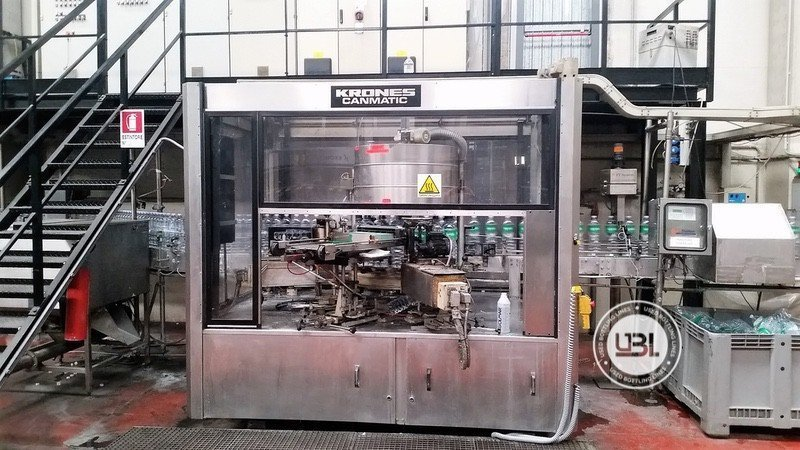 Used Complete PET Line for Water 18000 bph - 7