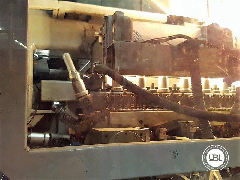 PET-Blasmaschine Sidel SBO 8 - 5