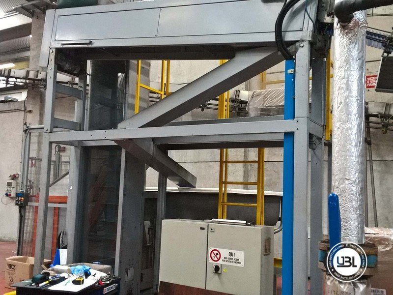 Used Blow Molding Machine Sipa SFR 16 - 1