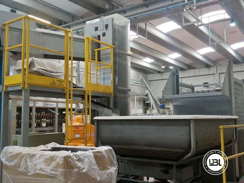 Used Blow Molding Machine Sipa SFR 16 - 2