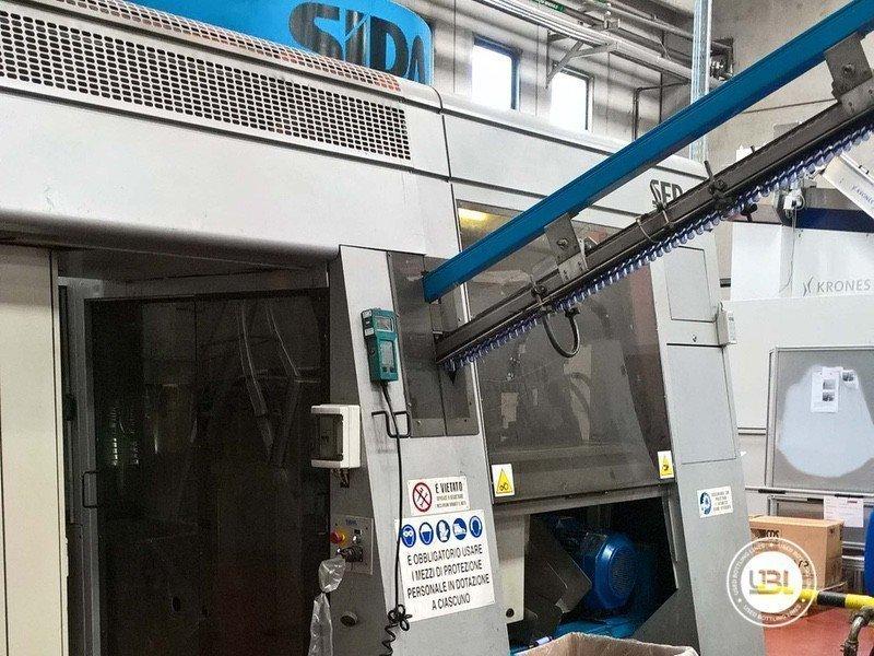 Used Blow Molding Machine Sipa SFR 16 - 5