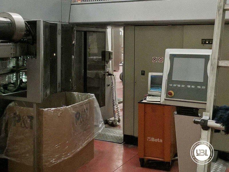PET-Blasmaschine Sipa SFR 16 - 6
