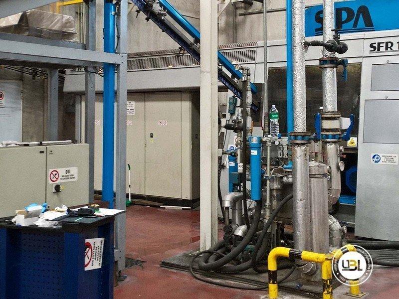 Used Blow Molding Machine Sipa SFR 16 - 8