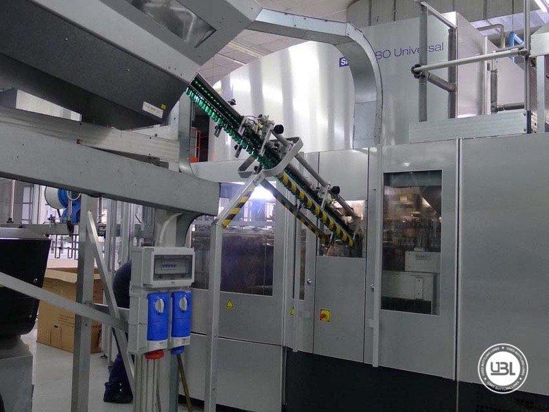 Used Blow Molding Machine Sidel SBO 20 - 3