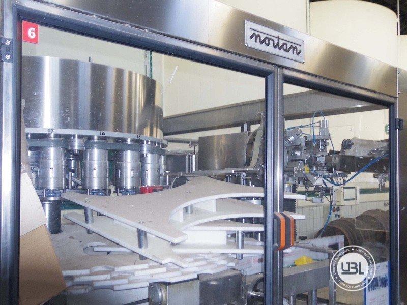 Used Capsuling Machine Nortan PRISMA AURORA 200 R - 3