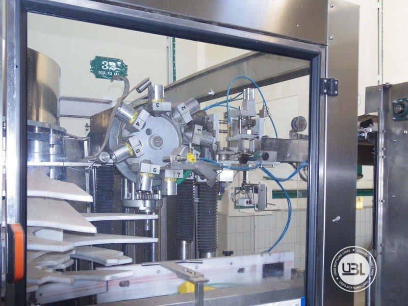 Used Capsuling Machine Nortan PRISMA AURORA 200 R - 4