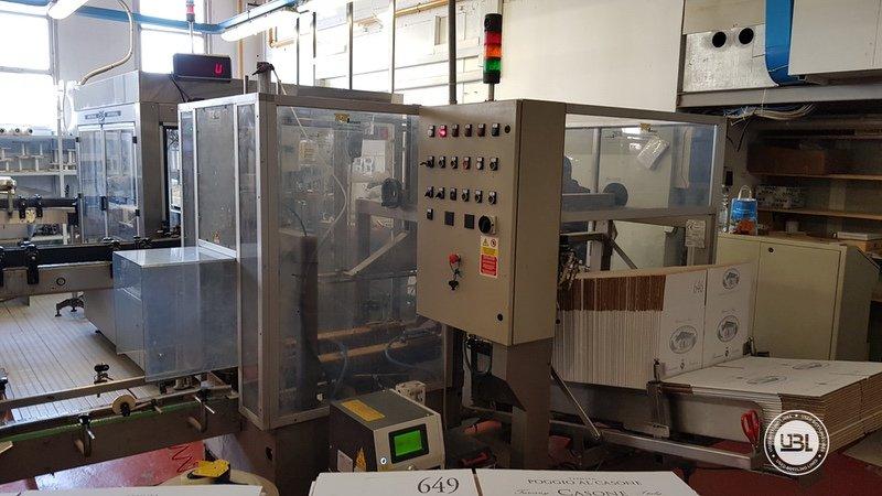 Used Case Erector TMG FORMEC 4 - 1