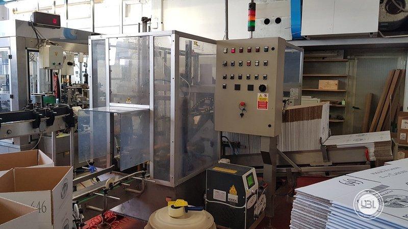 Used Case Erector TMG FORMEC 4 - 3