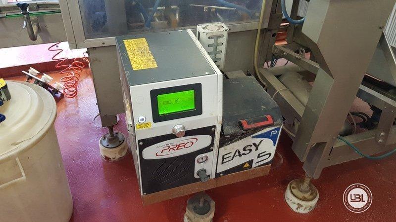 Used Case Erector TMG FORMEC 4 - 6