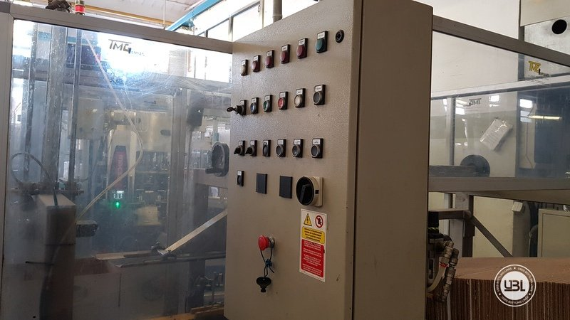 Used Case Erector TMG FORMEC 4 - 7