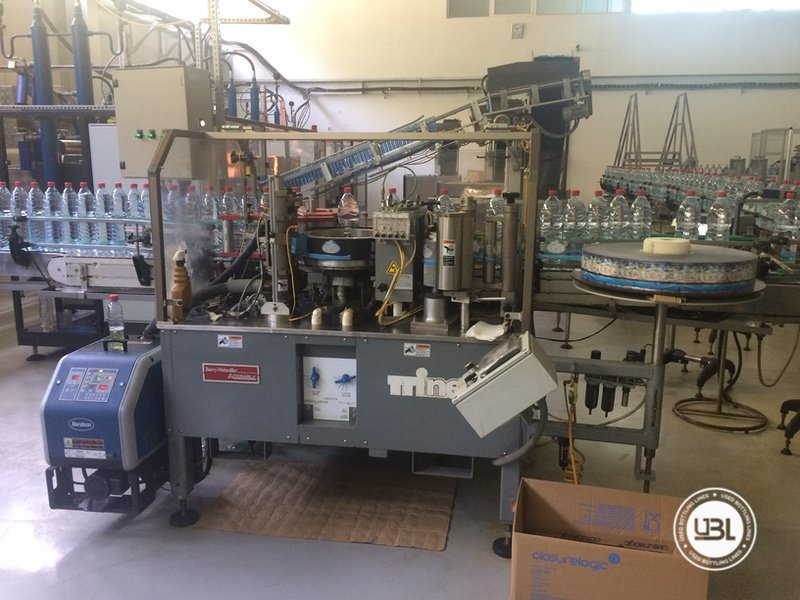 Used Complete PET Line for Juice, Water 6000 bph - 5