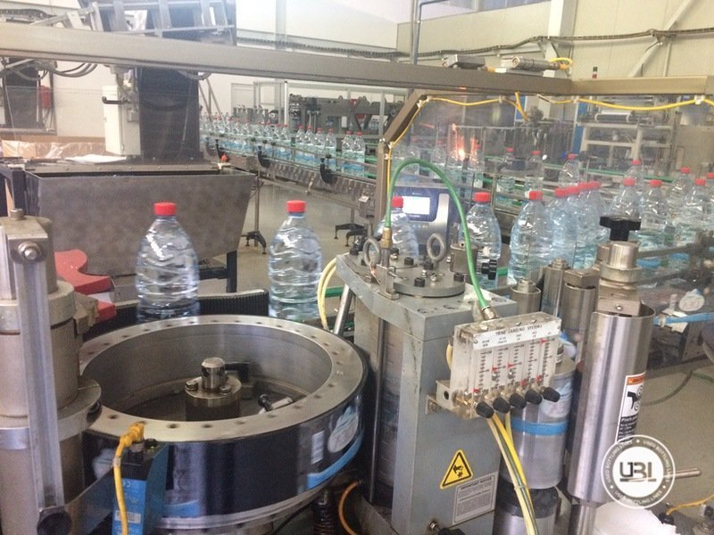 Used Complete PET Line for Juice, Water 6000 bph - 11