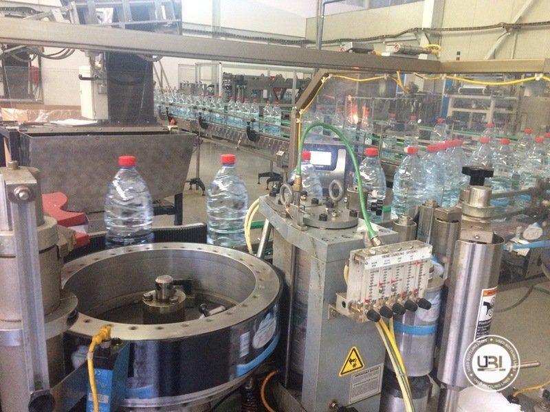 Línea completa de PET para Agua, Zumo - 11