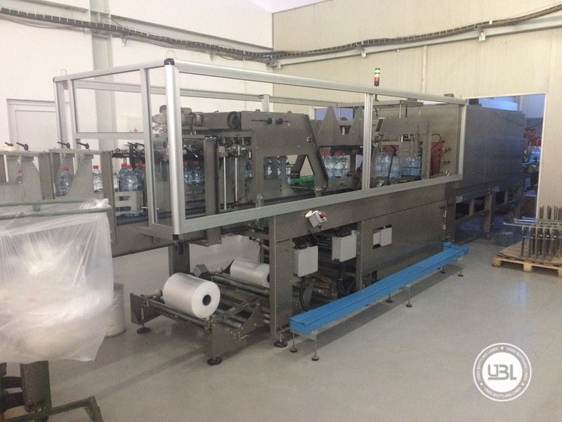 Used Complete PET Line for Juice, Water 6000 bph - 15