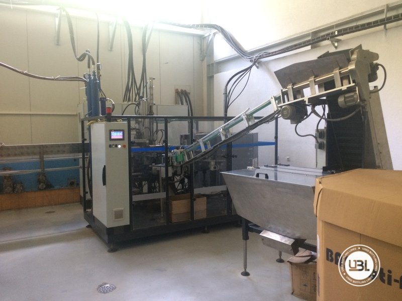 Used Complete PET Line for Juice, Water 6000 bph - 3