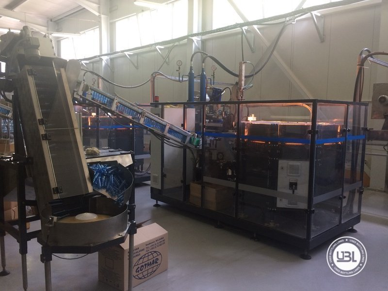 Used Complete PET Line for Juice, Water 6000 bph - 4