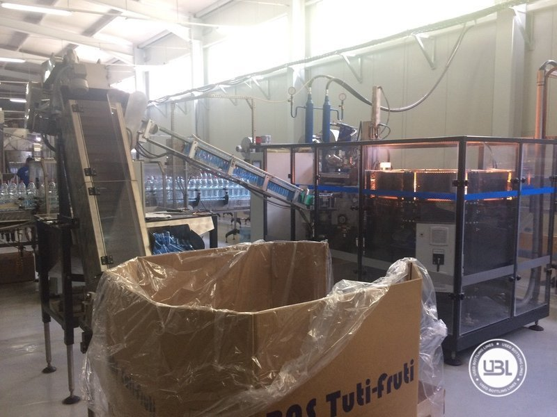 Used Complete PET Line for Juice, Water 6000 bph - 2