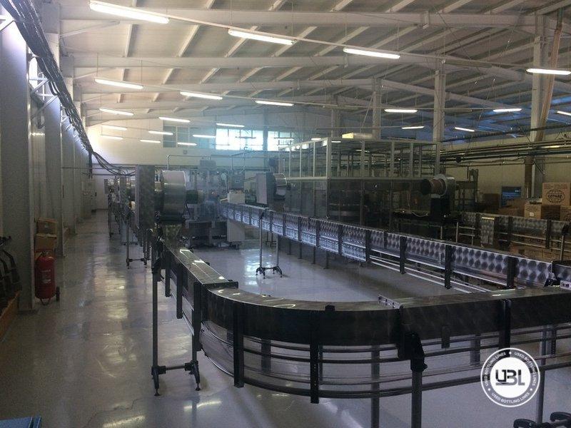 Línea completa de PET para Agua, Zumo - 1