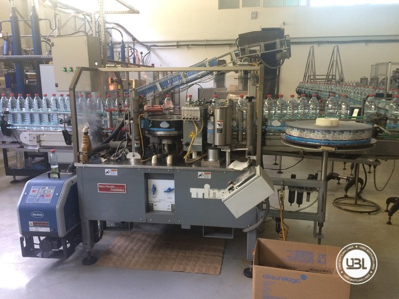 Used Complete PET Line for Juice, Water 6000 bph - 12