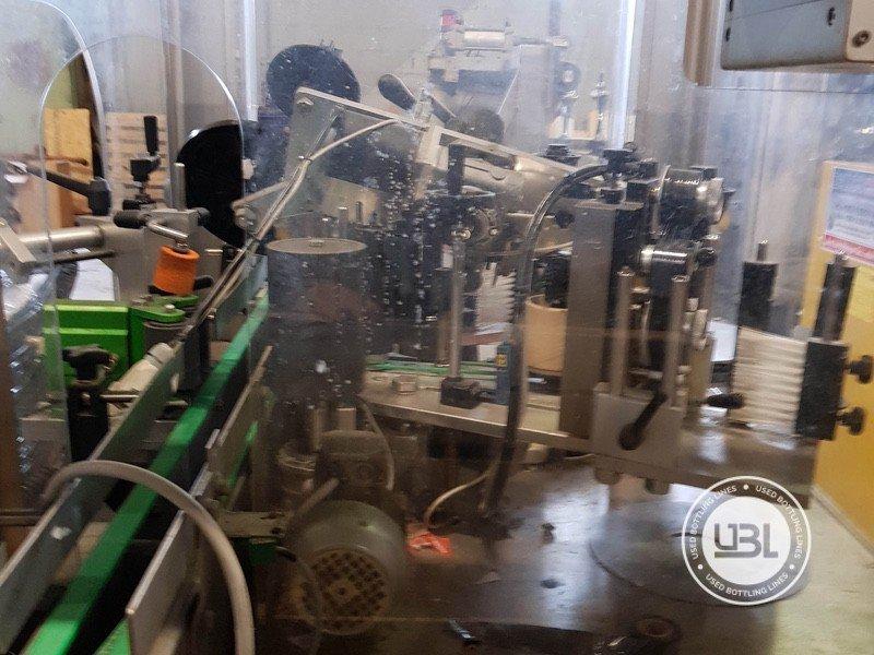 Flaschenetikettierer Enos Speedy S - 8