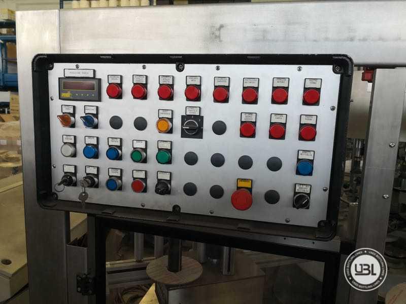 Flaschenetikettierer P.E. Labellers 12T 5S - 6
