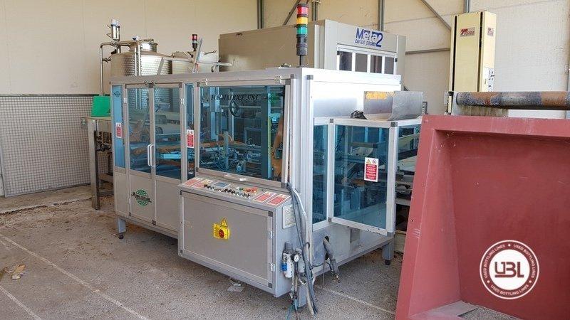 Used Case Erector Mondo & Scaglione 378C - 1