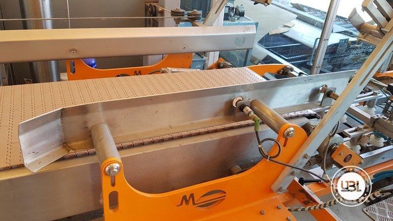 Used Case Erector Mondo & Scaglione 378C - 2