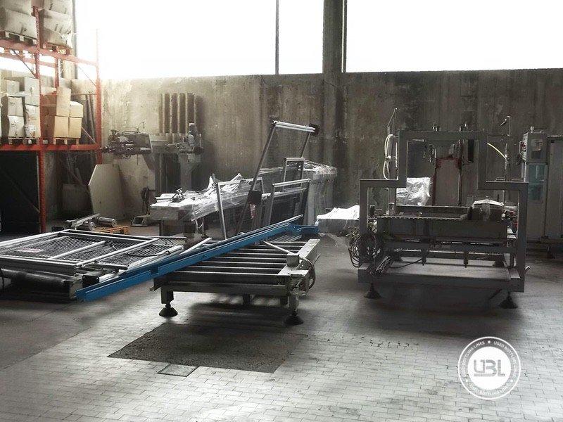Used Palletizer Mondo & Scaglione Automatic P6 - 1