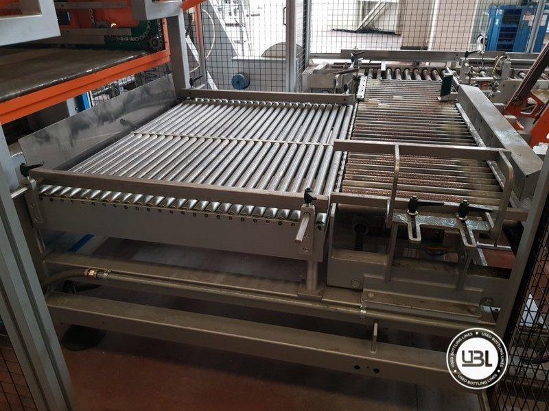 Used Palletizer Mondo & Scaglione Automatic P6 - 10