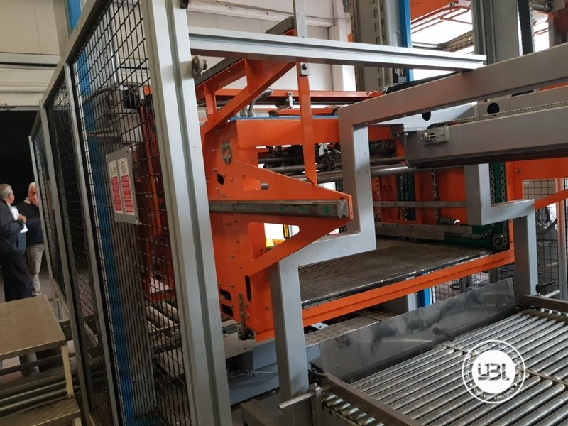 Used Palletizer Mondo & Scaglione Automatic P6 - 11