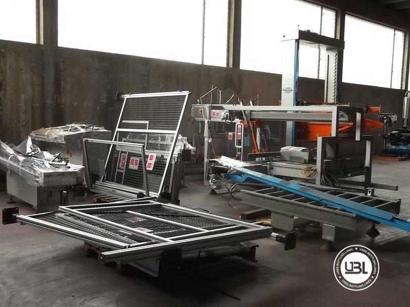 Used Palletizer Mondo & Scaglione Automatic P6 - 2