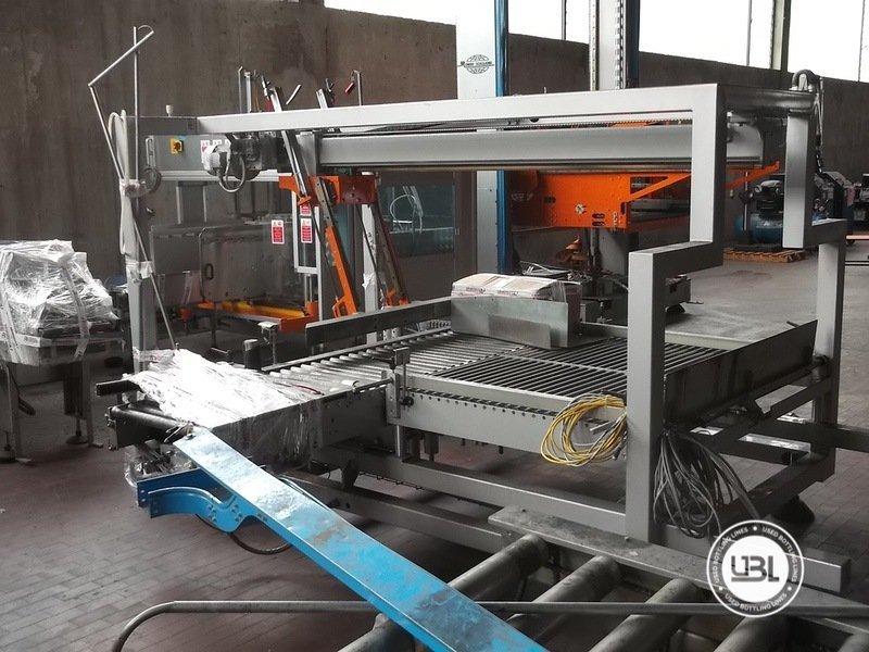 Used Palletizer Mondo & Scaglione Automatic P6 - 3