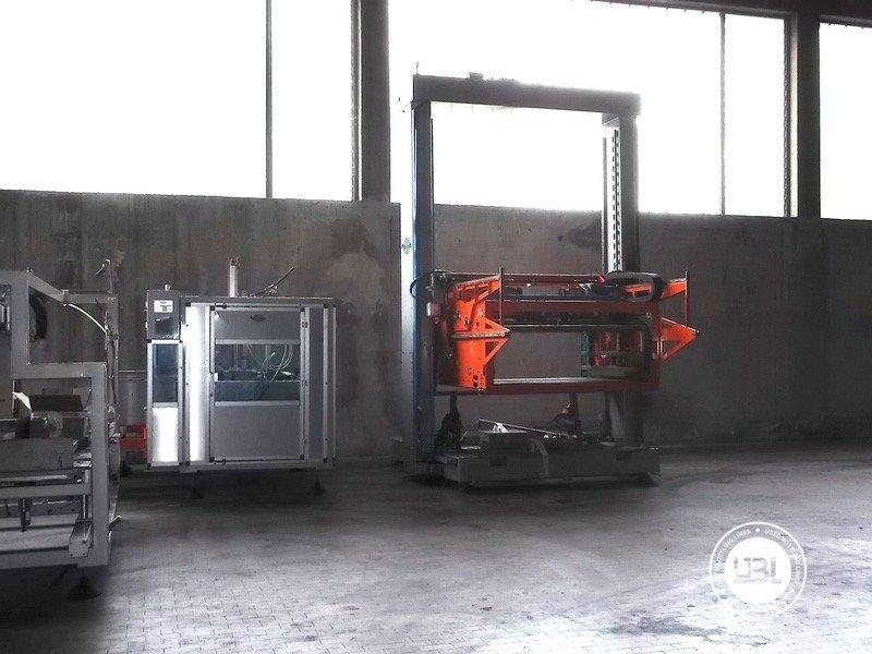 Used Palletizer Mondo & Scaglione Automatic P6 - 4