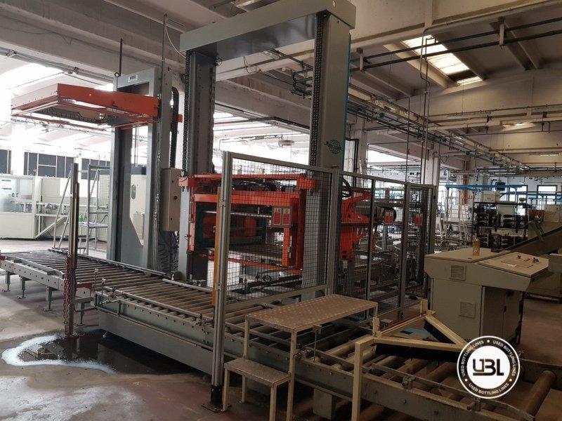 Used Palletizer Mondo & Scaglione Automatic P6 - 5