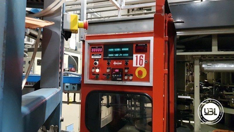PET-Blasmaschine Sidel SBO 24-24 - 2