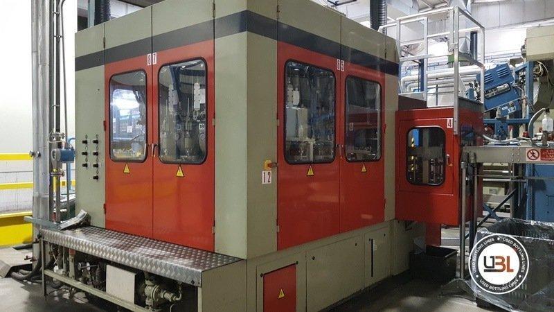 PET-Blasmaschine Sidel SBO 24-24 - 4