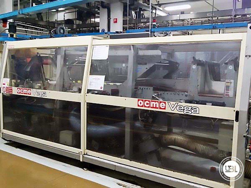 Used Shrink Wrapper OCME VEGA S 60-2-F - 11
