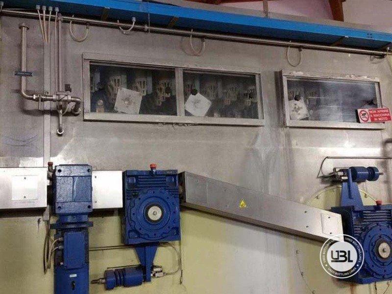 Flaschenwaschmaschine Bardi Nilo 2 16 - 2