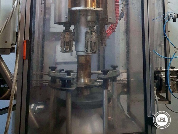 Verschliesmaschine Arol 4 HEAD SCREW STELVIN - 2