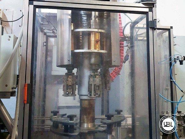 Verschliesmaschine Arol 4 HEAD SCREW STELVIN - 3