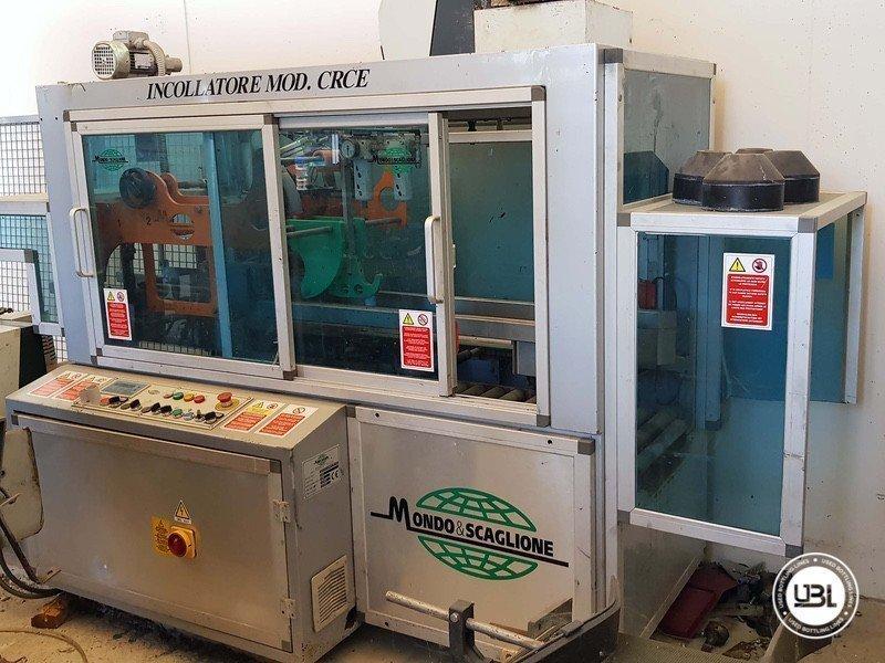 Kartonverschließmaschine Mondo & Scaglione C.R.C.E. - 3