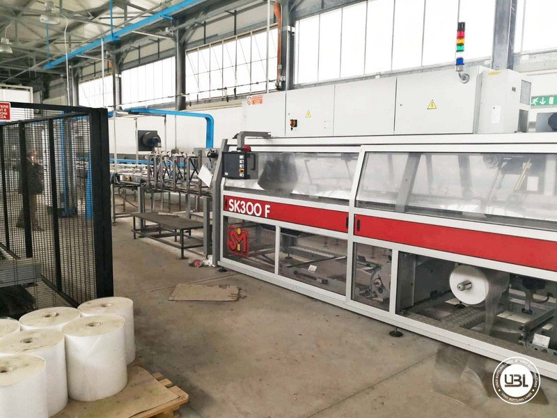 Used Complete PET Line for Water 7000 bph - 10