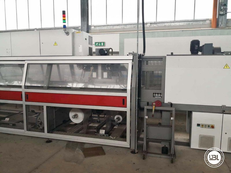 Used Complete PET Line for Water 7000 bph - 12