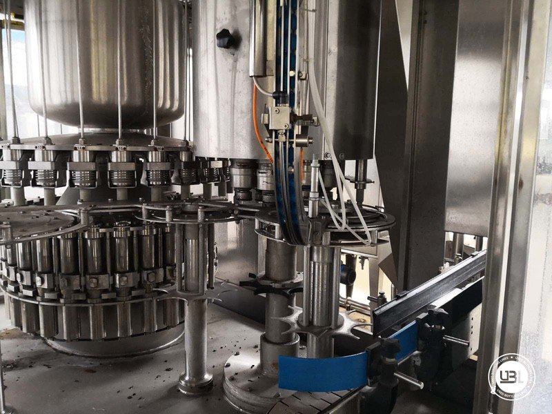 Used Complete PET Line for Water 7000 bph - 16